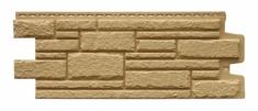 Фасадная панель GRAND LINE Камелот (Песочный), 1,10м